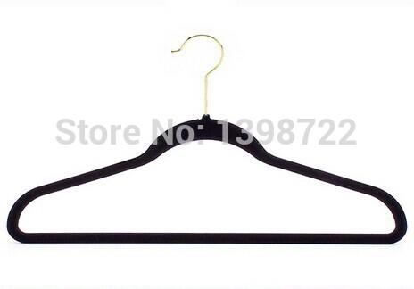 black Velvet suit hanger(China (Mainland))