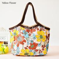 Hot! Lovely Waterproof Polyester Hobo Bag/Shopping Bag/Dumpling Bag Q0006, Free Shipping