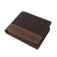 2014 Casual fashion men wallets passport Male Genuine Brief Fashion Short Design Men's Wallets leather walet card holders