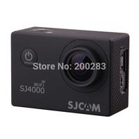 Original Real 100% SJ4000wifi Upgraded of SJ4000 SJCAM SJ4000 WIFI Diving 30M Waterproof G-Senor Outdoor Sport Action Camera