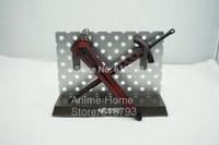 Fate accessory saber's sword Excalibur black saber original sword key chain FZ03