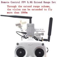 DJI PHANTOM 2 Vision Remote Control FPV  5.8 G Extend Range Set