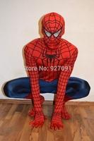 Free shopping spider man costume spiderman suit spider-man costume adult spider man