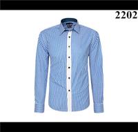 2014 polo camisa masculina shirt camisa DUDALINA roupas casual men male imported clothing xadrez blusa masculina  20372