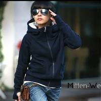 2015 New Fashion Sweatshirt Casual Women Hoody Moleton Sport Suit Women Hoodies Sweatshirts Solid Hoodies Pockets Sweatshirt