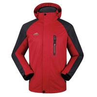Outdoor Supper Jacket Men Women Lovers Branded Hoodies Jacket Waterproof Windproof Windbreaker Hiking Sportswear Outdoor Coat
