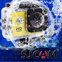 Original SJCAM SJ4000  Version Sport DV Action Camera Full HD Car DVR DV 30M Waterproof 1080P Video Camera 153.6 Angle SDV03