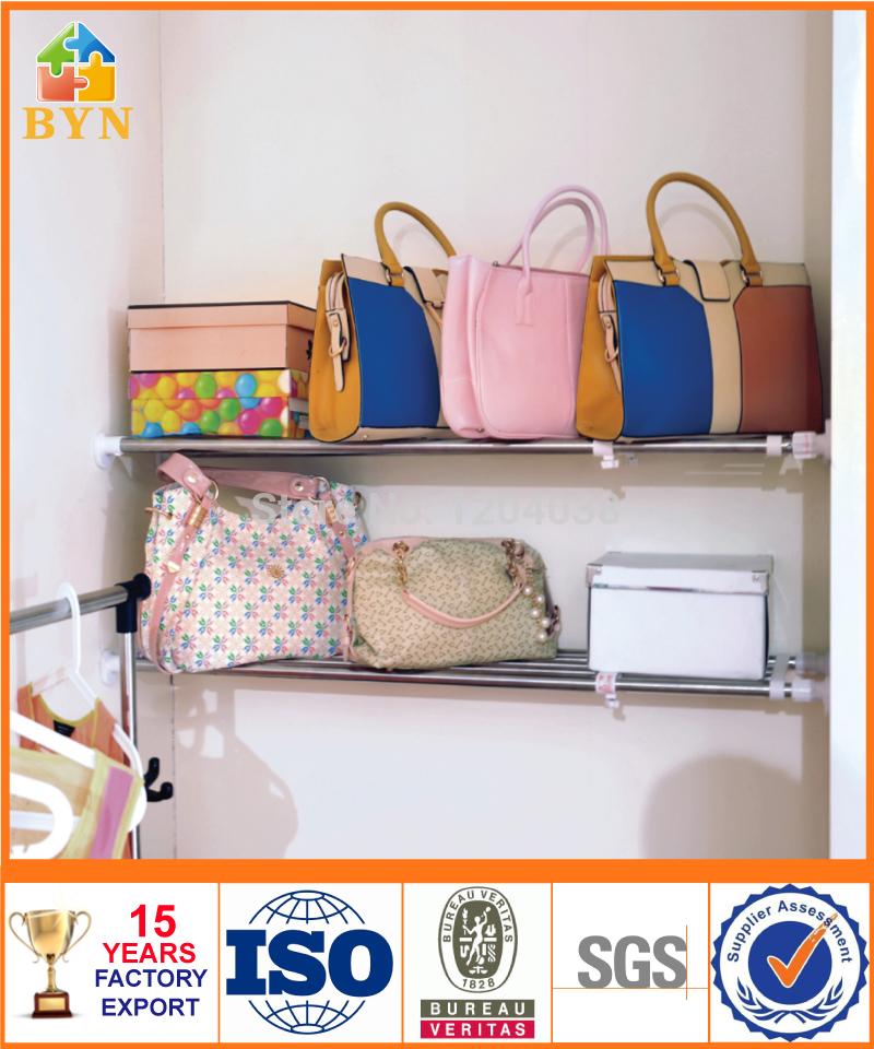 Online kopen wholesale slaapkamer kledingrek uit china slaapkamer kledingrek groothandel - Roestvrijstalen kast ...
