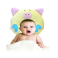 4PCS baby fixed pillow lovely pig high quality free shipping