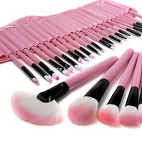 32pcs Makeup Brushes Pincel Maquiagem Professional Make Up Brush Super Soft Cosmetic Makeup Brush Set Tools Estojo De Maquiagem