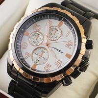 New 2014 SINOBI Brand Watch Women Men Sports Watches Classic ceramic quartz Analog wristwatch Military Watches