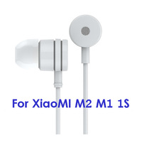 New Arriving High Quality XIAOMI Earphone Headphone Headset For XiaoMI M2 M1 1S Samsung iPhone With with Remote And MIC