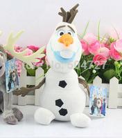 wholeasle 23CM Olaf doll Frozen Toys Chidren Frozen olaf  Doll Baby Toy frozen dolls  free shipping SX-FZ001-1