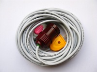 (4 m)With switch wiring length E27 screw port handmade lamp extension cord (4 m)