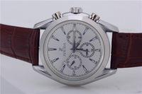 Simple Fashion Businessmen Dress Watch Automatic Self Wind Leather Wristwatch Tourbillon Clock Back Transparent Reloj NW692