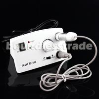 2014 OPHIR30000RPM White Nail Drill Kit Pedicure Manicure with Bits+degreeSanding Bands Nail Tools110VUSPlug#KD146WU+163+165-167