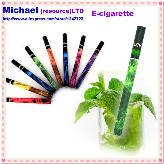 2014 New e shisha 12 kinds of taste Long lasting Fruit Flavor e hookah pen electronic cigarette with 500 puffs free shipping(China (Mainland))
