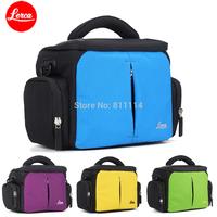 Pro LERCA Waterproof  Digital Camera Shoulder Bag Case for Canon 5D2 5D3 6D 70D 60D, Nikon D800 D750 DF, for Sony A6000 A7r A7s