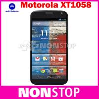 "Motorola Moto X Original XT1058/ XT1060 Motorola Android Smartphone 4.7"" Screen GPS WIFI 3G 4G 10MP Camera Cell Phone"