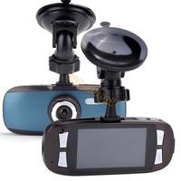 "2014 New Lowest Price, Car Dvr ,2.7"" Lcd Screen , Enhanced Led Night Vision Car Camera Recorder SV19 SV005563"