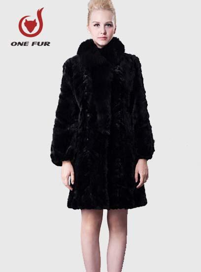 Женская одежда из меха  023