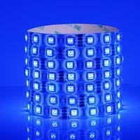 12V 5050 60 LED/m SMD LED strip light flexible light Waterproof IP65 Taiwan HUGA