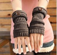 NEWS winter warm wool gloves, mittens women  velvet Mittens  gloves women