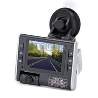 "K8000 CAR DVR Camera 2.7"" LCD Support 32GB 140 Degree 1080P Swing Lens Night Vision SV20 SV008377"