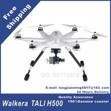 Walkera TALI H500 six rotor helicopter, 12 channels FPV radio, ilook+HD Camera, DHL free shipping(China (Mainland))