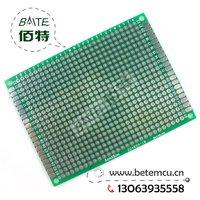 1pcs 6x8 cm PROTOTYPE PCB 2 layer 6x8 panel Universal Board