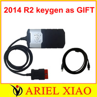 WITH free activated ! 2014 R2 KEYGEN AS GIFT a cable for delphi DS150E CDP PRO plus for Cars & Trucks best quality