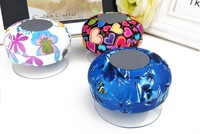 2014 NEW Arrival fashion design waterproof Bluetooth Mini Speaker model NO.F-M02