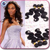 5A Dyeable Malaysian body wave Bundles Deals Malaysian Virgin Hair body wave natural black hair no tangle no shed Hair Weave