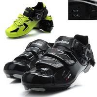 Road cycling shoes Tiebao Auto-lock Road Bike Shoes For Men Women Bicycle cycling shoes road sapatilhas ciclismo sapatos