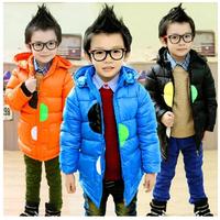 2014 New Baby Clothing Winter Jacket For Boy Children Outerwear Boy Coat Casual-Jacket Kids Jackets Girls Winter Coat SRMF5001