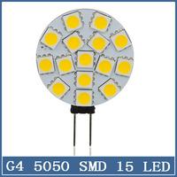 10x G4 12V LED Lamp 5050 Chandelier Crystal 6/9/12/15/24led 1/3/4/5W Reading RV Marine Boat Corn Bulb Cabinet Car Interior Lamps
