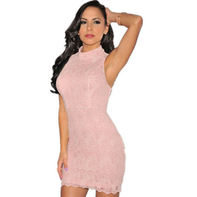 Женское платье Dear Lover crochet dress Bodycon 2015 LC21556 женское платье dear lover dress roseo bodycon lc2948