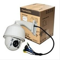 CCTV High Speed Dome IR IP PTZ Security Camera Auto Tracking 2.0 MP 1080P HD 20x Zoom