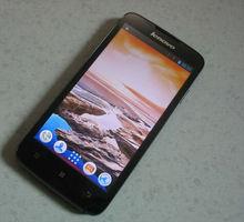Original Lenovo A680 5 inch Quad Core MT6582 1.3GHZ IPS Mobile Phone Android 4.2 4GB ROM Dual SIM WCDMA GPS Multi language