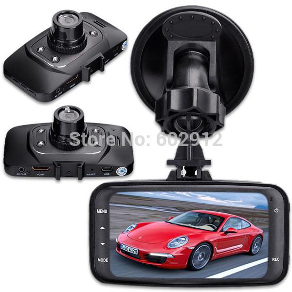 1080P Full HD Car Auto DVR Camera Video Recorder G-sensor HDMI GS8000L Carro Coche Dash Cam Dashboard Dashcam Camcorders DVRS(China (Mainland))