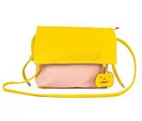 2014 Fashional Women Messenger Bags Candy Colour Women Handbag Female Leather Clutch Evening Bags Fashion Bags SV22