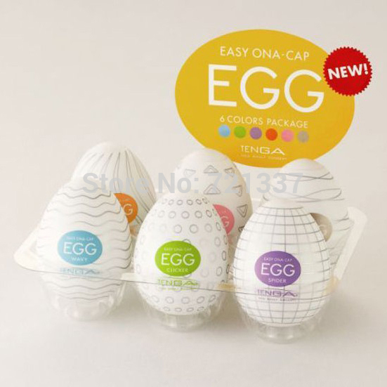 Hot Sale TENGA EGG,Male Masturbator,Silicon Pussy,Masturbatory Cup,Sex Toys Japan EGG(China (Mainland))