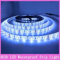 1x 5 Meter 300 LED Strip light Waterproof 5630 SMD flexible 12V ip65 60LED/m Super Bright Christmas Home lighting