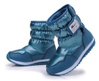 2014 kids snow boots boys & girls boots China Top Brand children boots children winter shoes waterproof slip-resistant SRTX5003