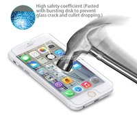 "New!! 9H-HD Ultra-thin 0.3mm Matte Tempered Glass Screen Protector Film Guard For 4.7"" iPhone 6 , Wholesale SV18 SV006329"