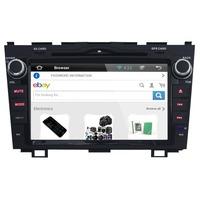 JOYOUS 2 Din Car DVD Player Android 4.2 for Honda CRV 2008-2012 with GPS Navigation,AM/FM Radio,USB/TF,Bluetooth,RDS,8GB Flash