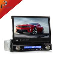 Universal 7'' 1 Din Car DVD  With GPS Navigation Autoradio 3G Bluetooth Audio Stereo Radio DVD Automotico Head Unit Car Styling