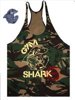 New men sport vest Thin straps bodybuilding training Tank tops Bodybuilding Fitness Vest  Gym Tank Tops gasp Plus Size