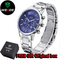 New 2014 WEIDE Men Military Watch Unique Design Fashion Quartz Watch 12-month Sports Watches Guarantee Free Shipping Wristwatch