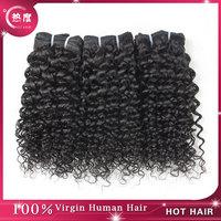 Eurasian Curly Hair 3pcs/ lot 5A Grade Unprocessed Virgin Eurasian Deep Curly Hair Natural Black Human Hair Weave
